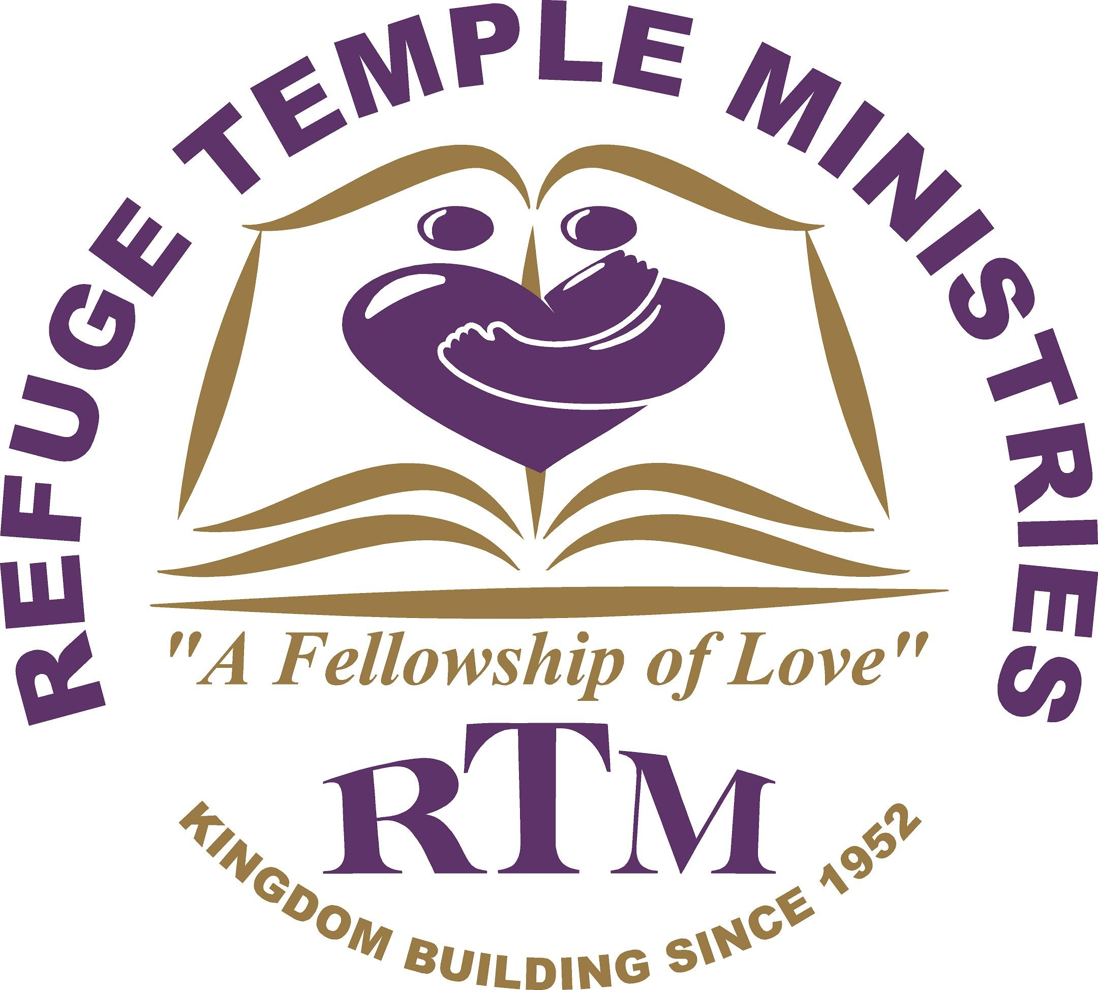 Refuge ministries refuge temple ministries quot a fellowship of love quot